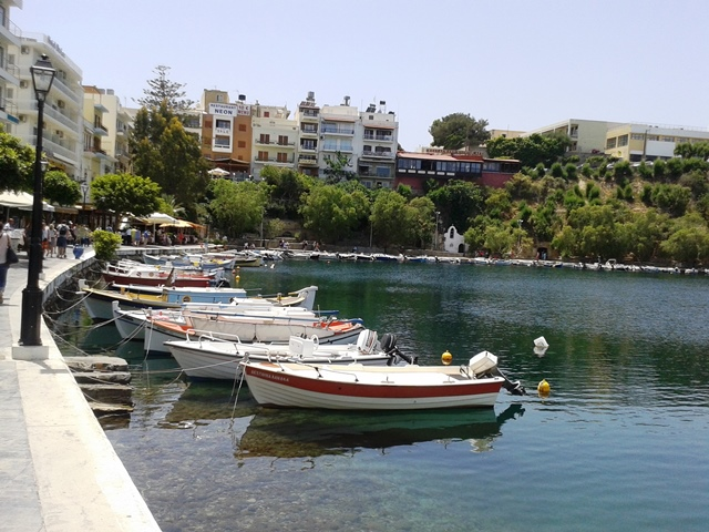 Agios Nikolaos See